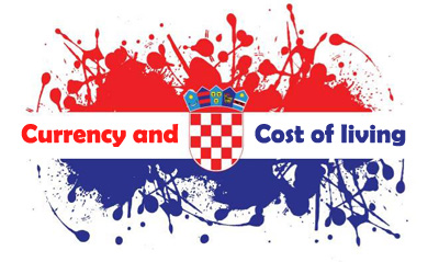 Global Hana Aviation Services - Croatia - Currency and Cost of Living